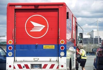 April 24: Canada Post sees Christmas-level volumes