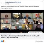 April 29: Kawartha Lakes sets pandemic task forces in motion, talks details