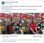 Fenelon Falls Home Hardware Changes Things Up