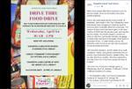 April 1: Kawartha Lakes Food Source Drive-Thru Food Drive