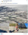Sidewalk Chalk messages