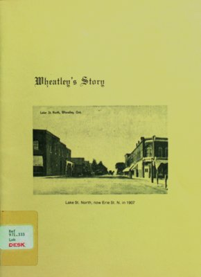 Wheatley's Story