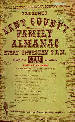 CFCO Kent County Family Almanac