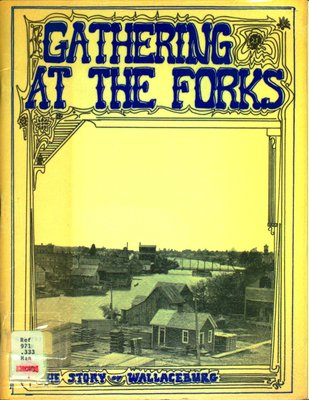 Gathering at the forks : the story of Wallaceburg