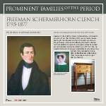 Clench, Freeman Schermerhorn