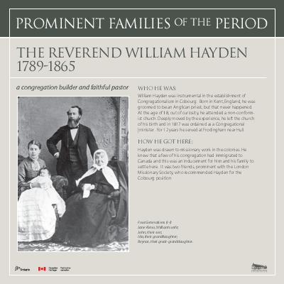 Hayden, William