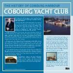 Cobourg Harbor: Yacht Club