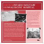 Cobourg's Military Hospital