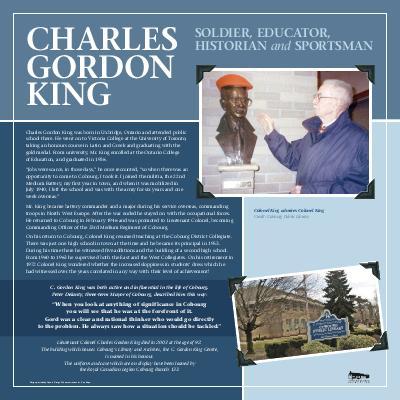 King, Charles Gordon