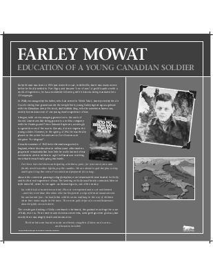 Mowat, Farley