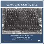 Cobourg Quota 1941