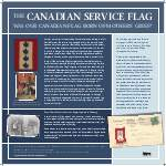 Canadian Service Flag