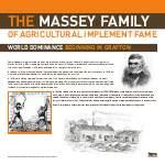 Massey Family