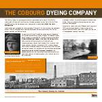 Cobourg Dyeing Company
