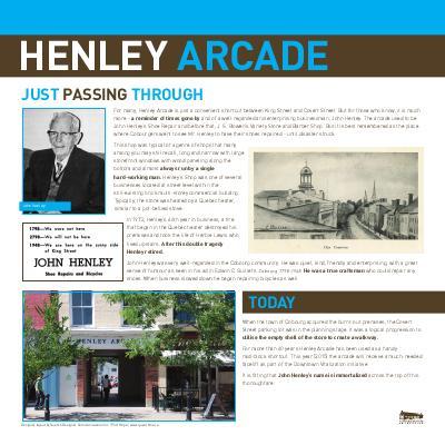 Henley Arcade