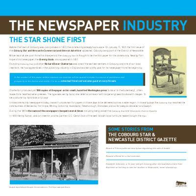 Cobourg Newspapers
