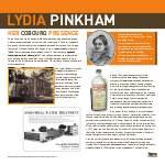 Pinkham, Lydia