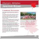 Brown, Jeremiah