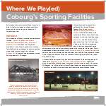 Cobourg Sports Facilities