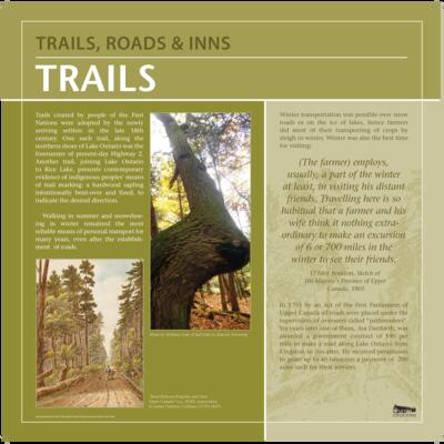 Roads, Trails, and Inns