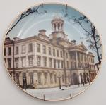 Victoria Hall Commemorative Plate