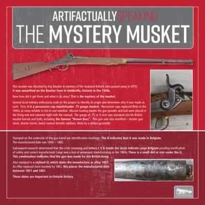 Musket Panels