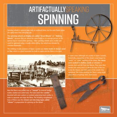 Spinning Panels