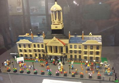 LEGO Victoria Hall