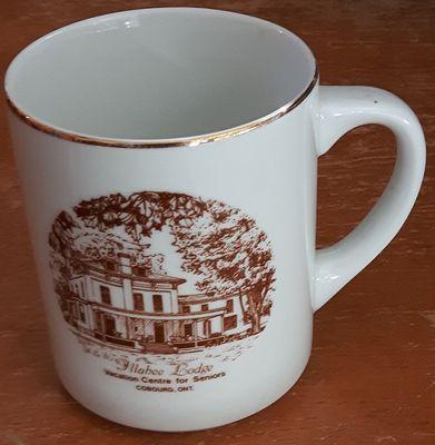Souvenir Cup -Illahee Lodge