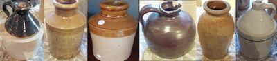 Jars -Assorted