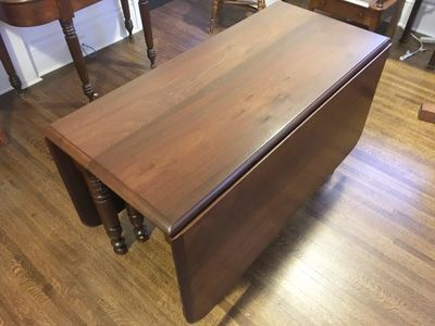 Drop-Leaf Table - F.S.Clench