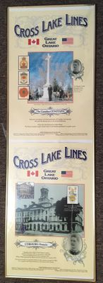 Cross Lake Lines Posters