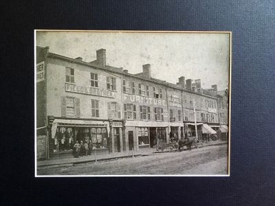 Picture of Field & Brother Stores, Cobourg