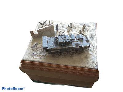 LAV III Model- Afghanistan