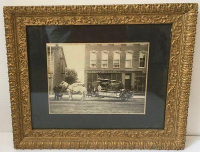 Photograph of Massey-Harris Store