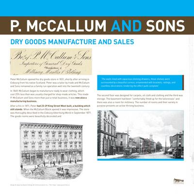 McCallum and Sons