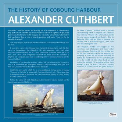 Alexander Cuthbert/ Lighthouse Keepers