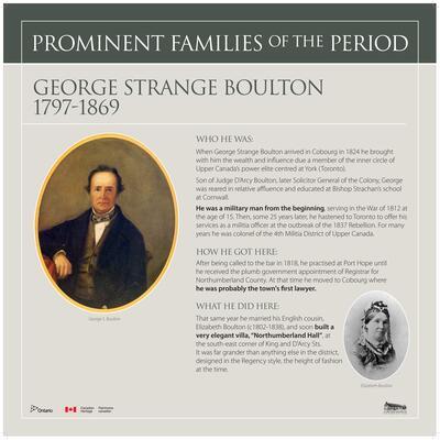 Boulton, George Strange