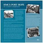 HMCS Port Hope - Bangor Class minesweeper