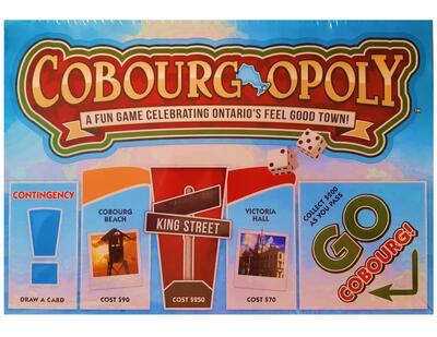 Cobourgopoly game 2020