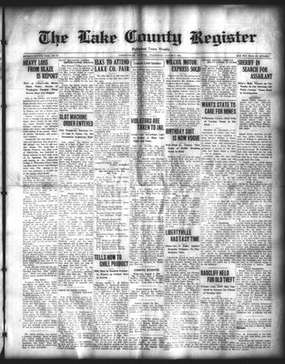 Lake County Register (1922), 6 Aug 1924