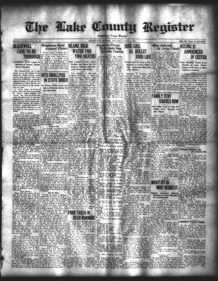 Lake County Register (1922), 16 Aug 1924