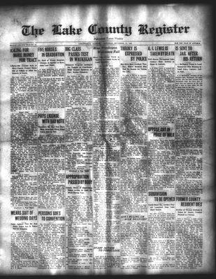 Lake County Register (1922), 27 Sep 1924