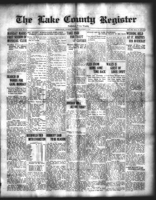 Lake County Register (1922), 15 Oct 1924