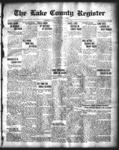 Lake County Register (1922), 26 Nov 1924