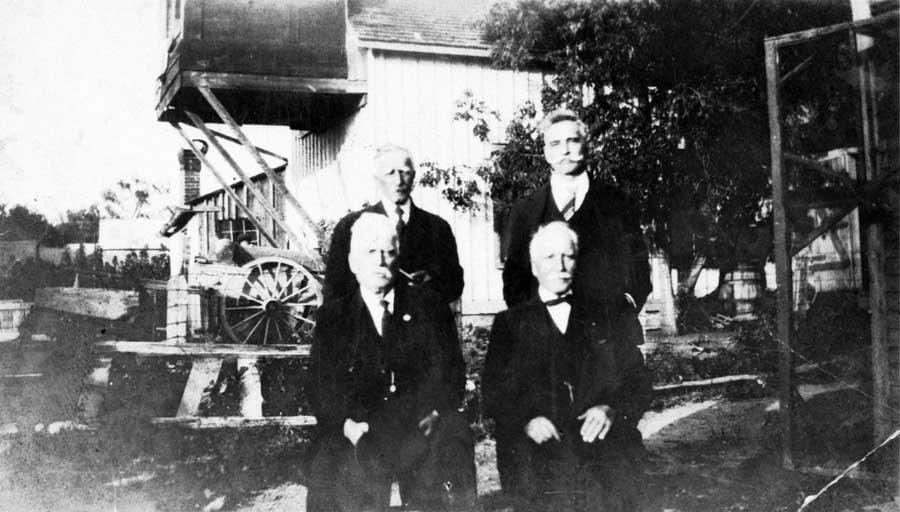 Les quatres frères Latreille