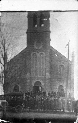 L'église de Lemieux