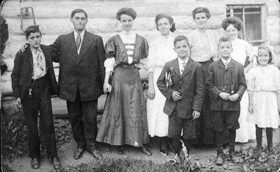 La famille Tom Kennedy