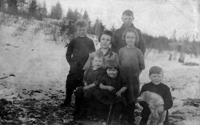 Famille Eddy Ladouceur