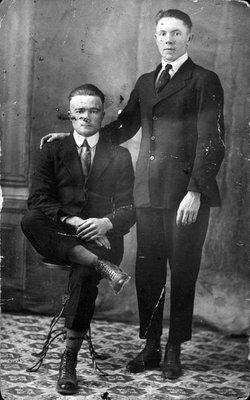 Oscar Malette et Oscar Ladouceur